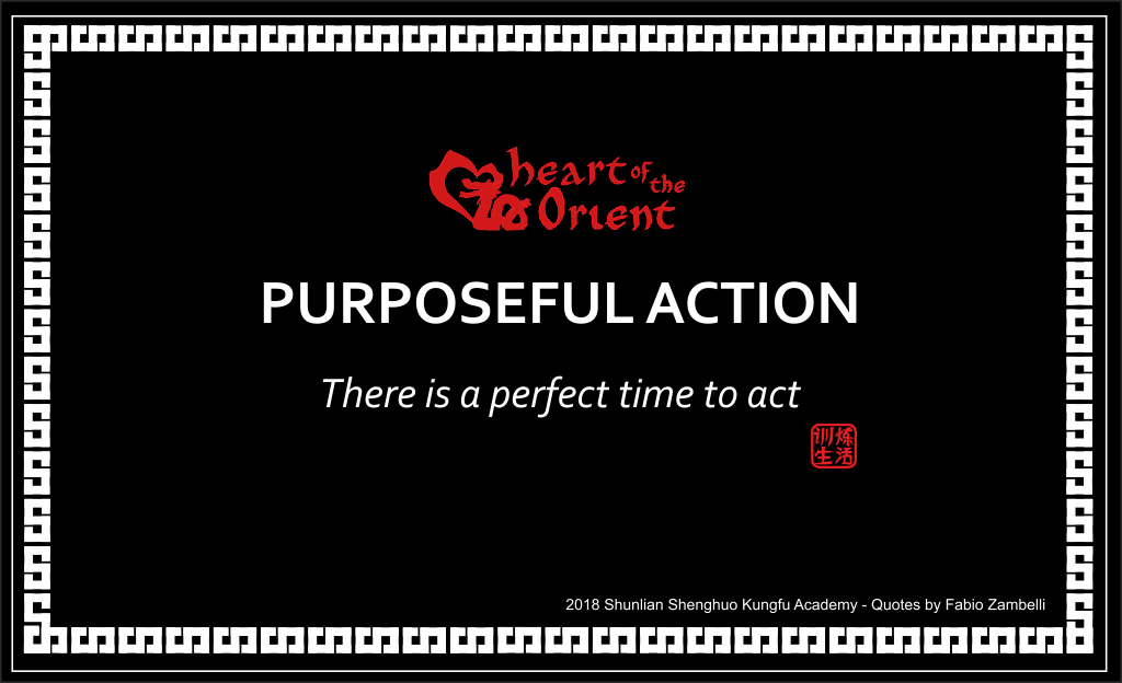 Purposeful Action