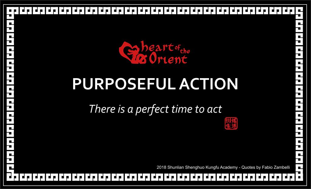 Purposeful Action