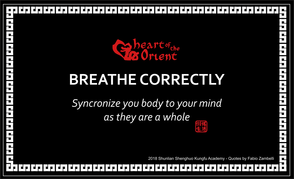 Breathe Correctly