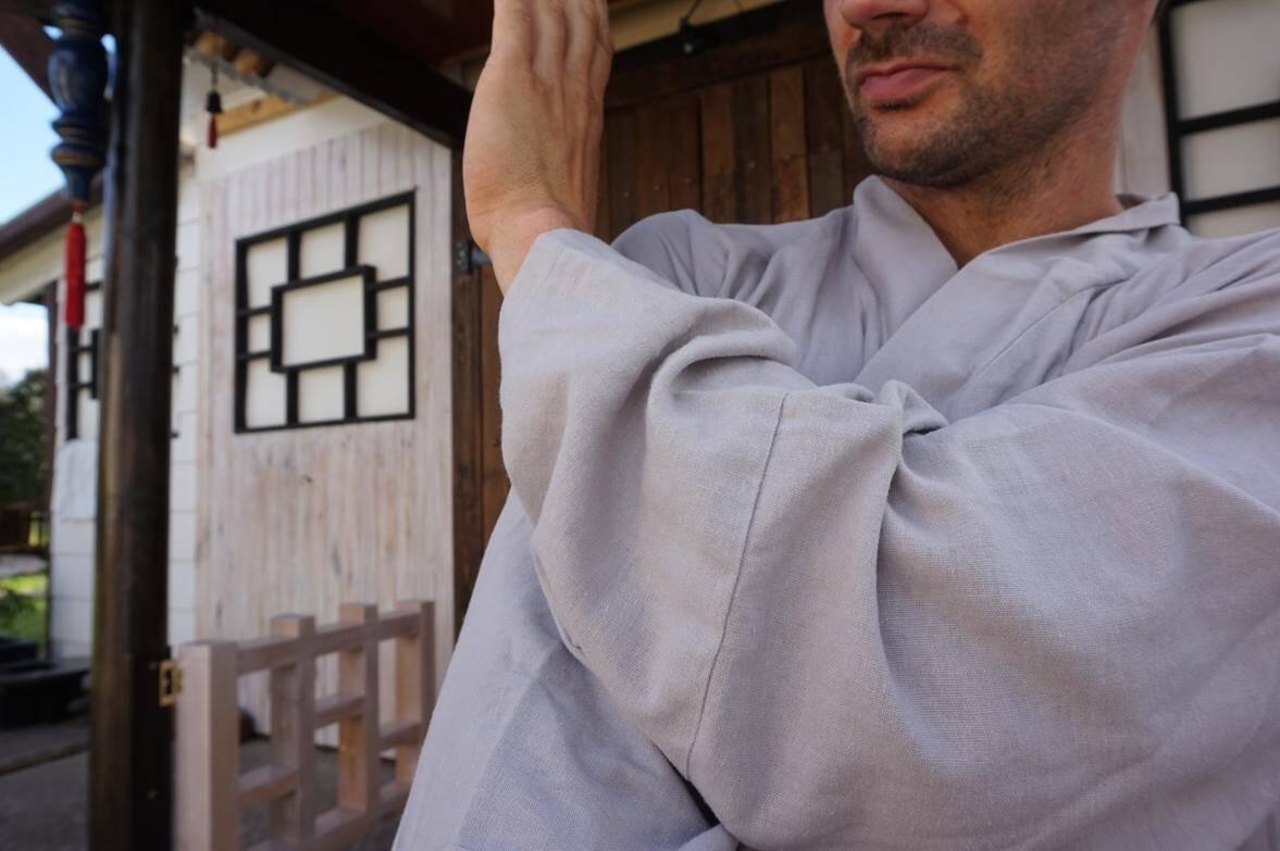 Baji martial art