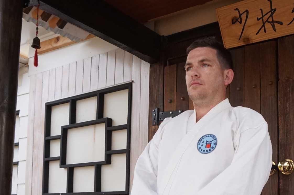 Etiquette in Martial arts