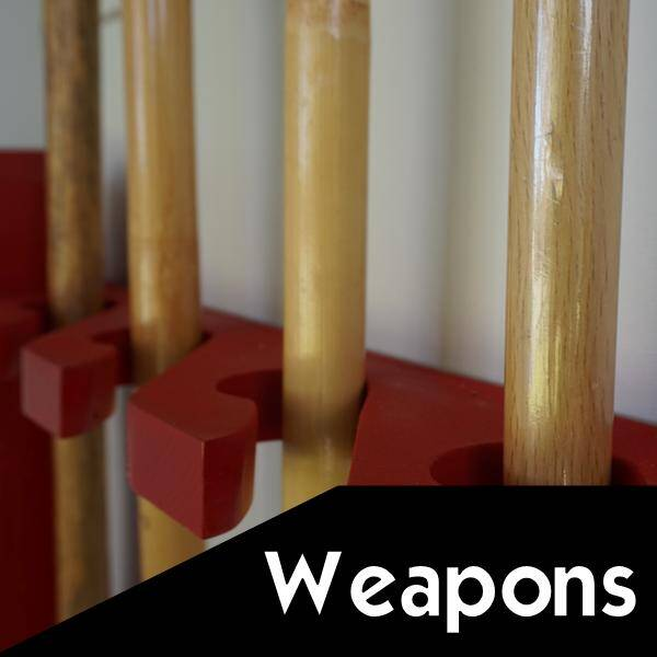 Martial arts explained - weapons