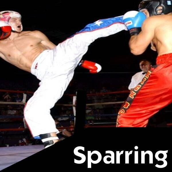 Maschera Kick boxing