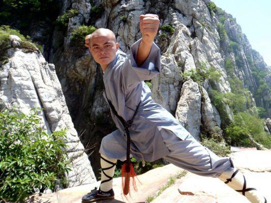 Shi Xing Long Shaolin Kungfu