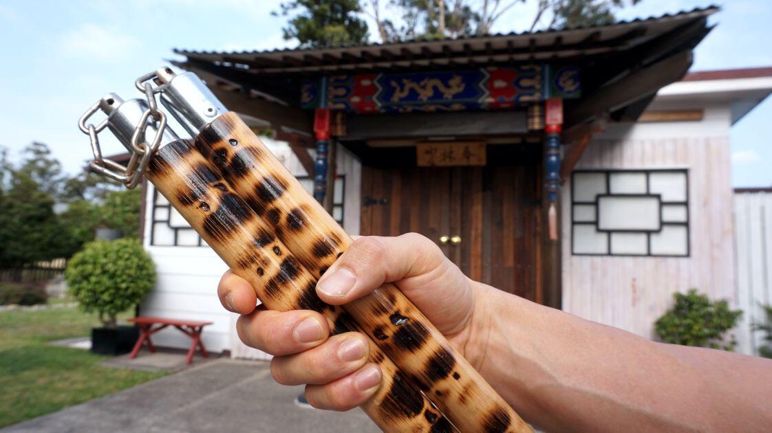 Shuangjiegun Nunchucks