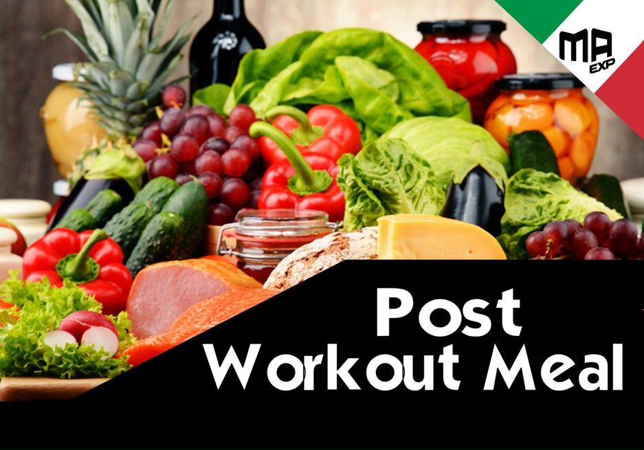 Best Post-Workout meal for Martial Arts