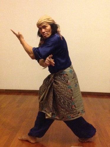 Malay silat Adenan Jack Bulat Martial Arts Explained 1