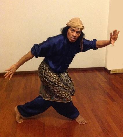 Malay silat Adenan Jack Bulat Martial Arts Explained 2