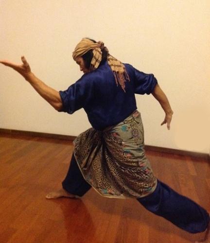 Malay silat Adenan Jack Bulat Martial Arts Explained 3