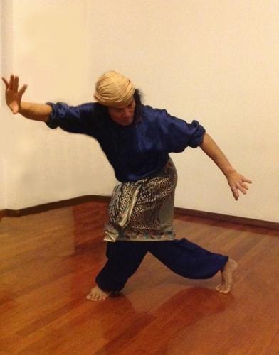 Malay silat Adenan Jack Bulat Martial Arts Explained 4