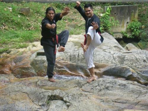 Malay silat Adenan Jack Bulat Martial Arts Explained 5
