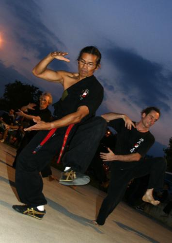 Malay silat Adenan Jack Bulat Martial Arts Explained 7