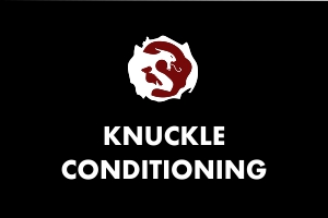 Knuckle Conditioning