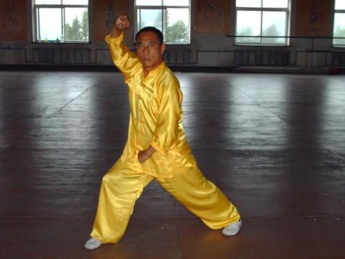 Lin Shifu Lin Jin Rong Baji Master China 1