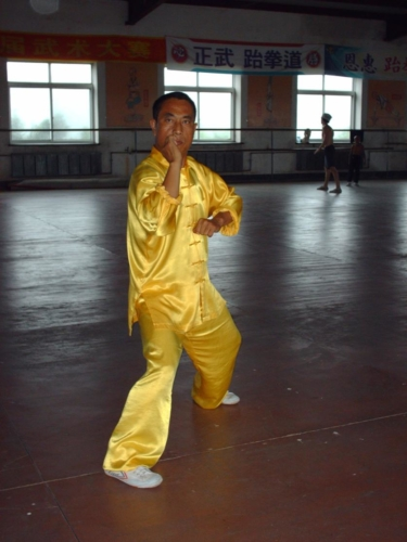 Lin Shifu Lin Jin Rong Baji Master China 2