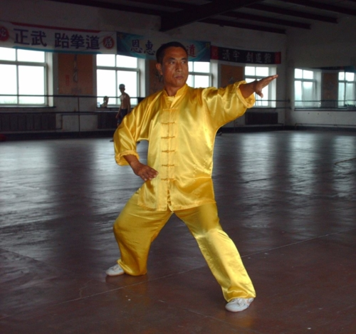 Lin Shifu Lin Jin Rong Baji Master China 3