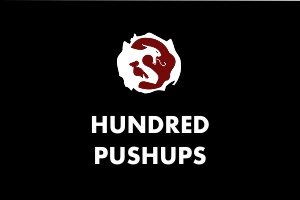 100 pushups in one minute