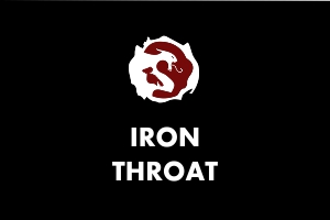 Martial Arts Explained - Iron throat