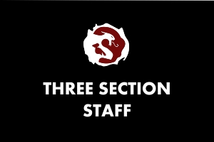 Martial Arts Explained - Three section Staff