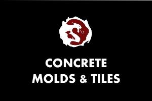 Oriental Concrete mold tiles - Martial Arts Explained