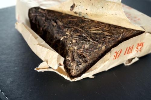 Yunnan red tea Pu er cha Tè rosso di Yunnan 4 (1)